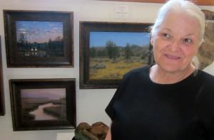 Gwen Novak release 6 new images of Garner Valley